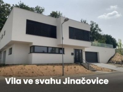 Villa Jinačovice 1
