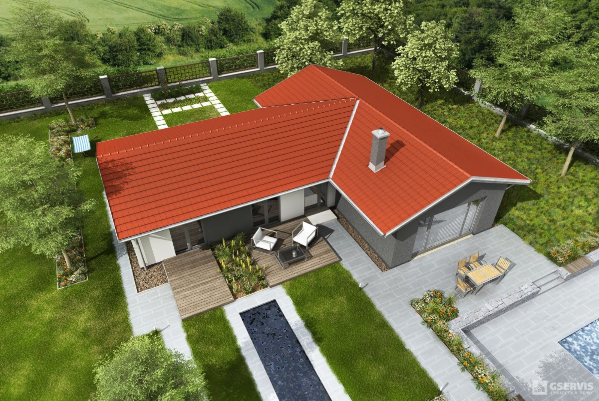 Basanti 4J, bungalov