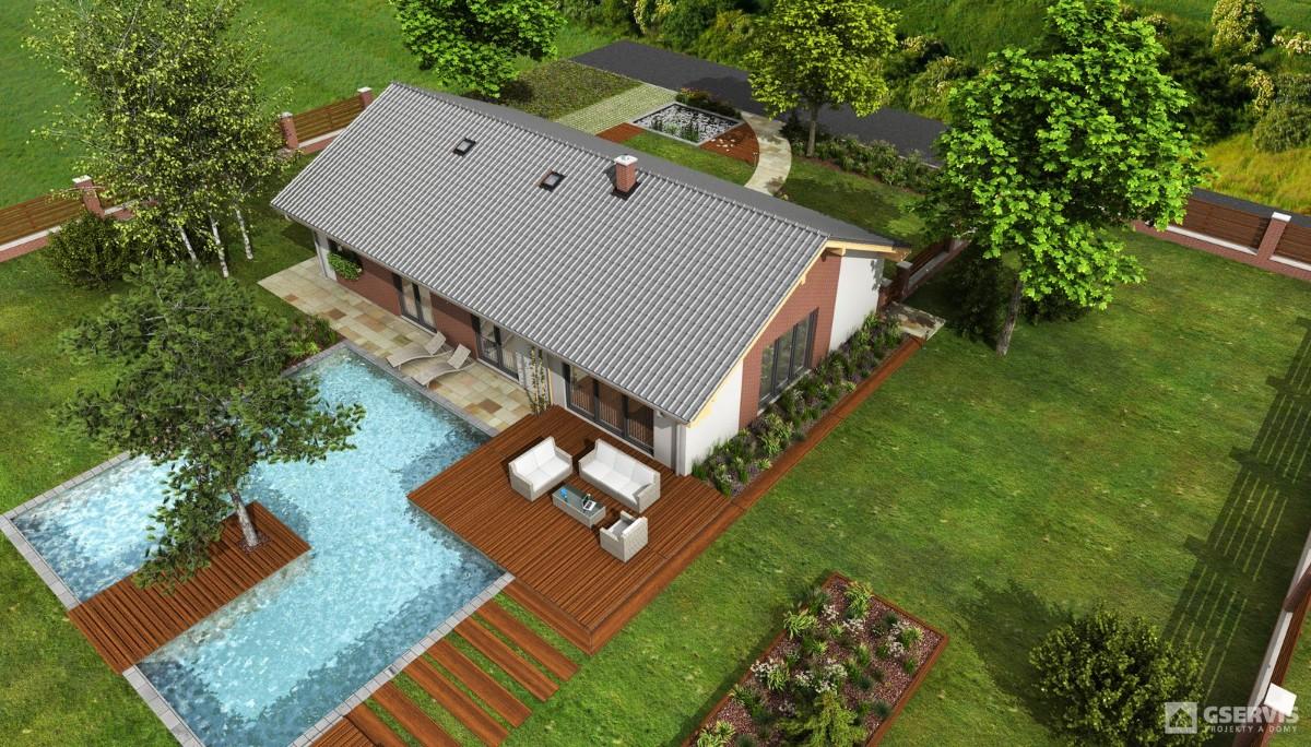 Eden, bungalov