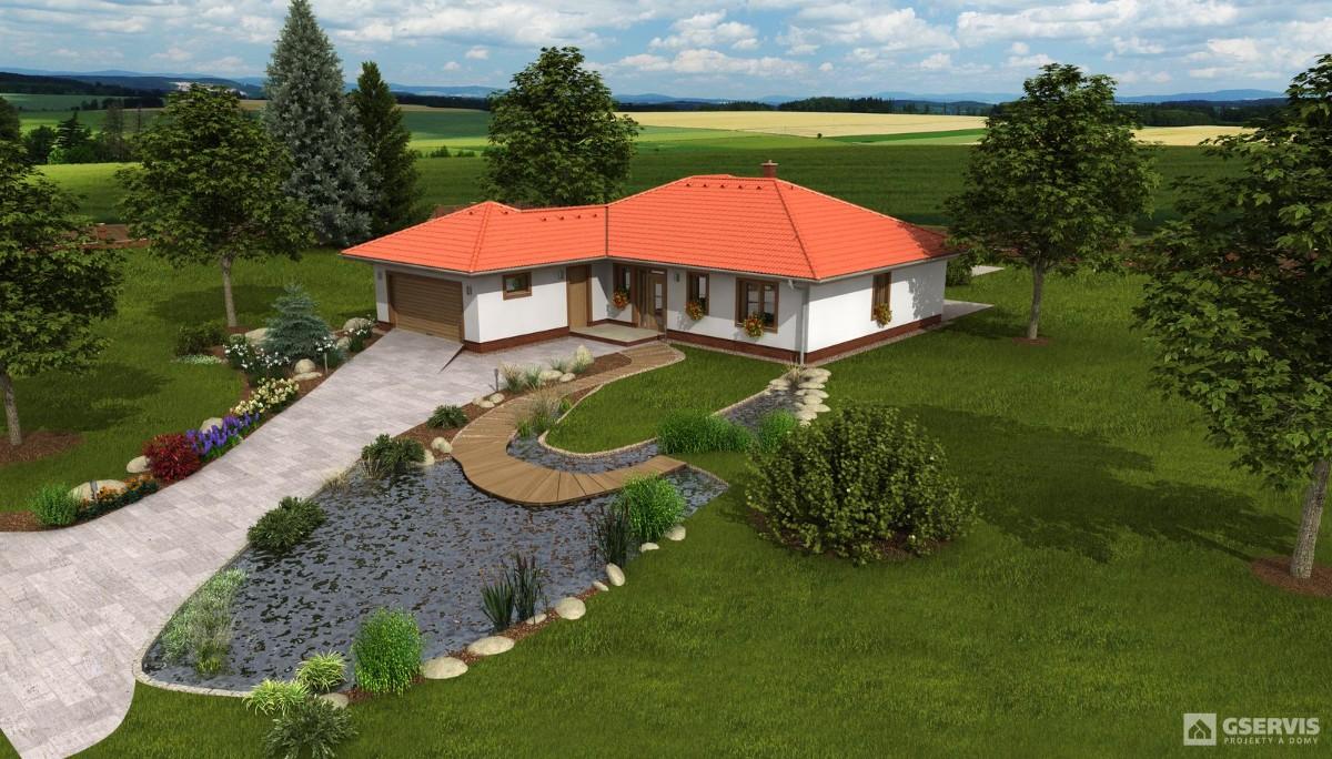 Indigo, bungalov