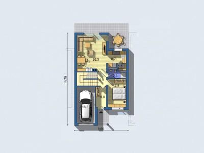 Li1061_plan1_n_blueprint