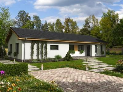 Monte, bungalov