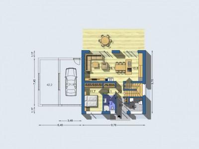 Op1838_plan1_n_blueprint