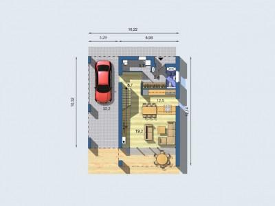 Vi1754_plan1_n_blueprint