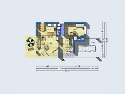 Vi1852_plan1_n_blueprint